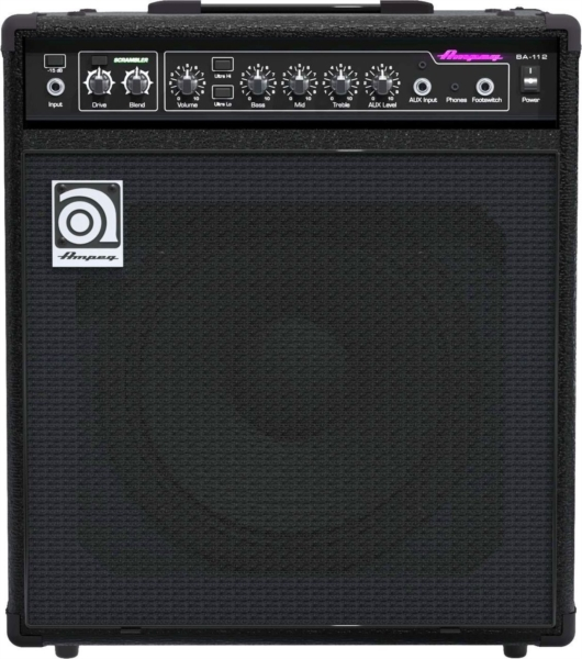 AMPEG BA210 V2 450W RMS COMBO BASSO ELETTRICO