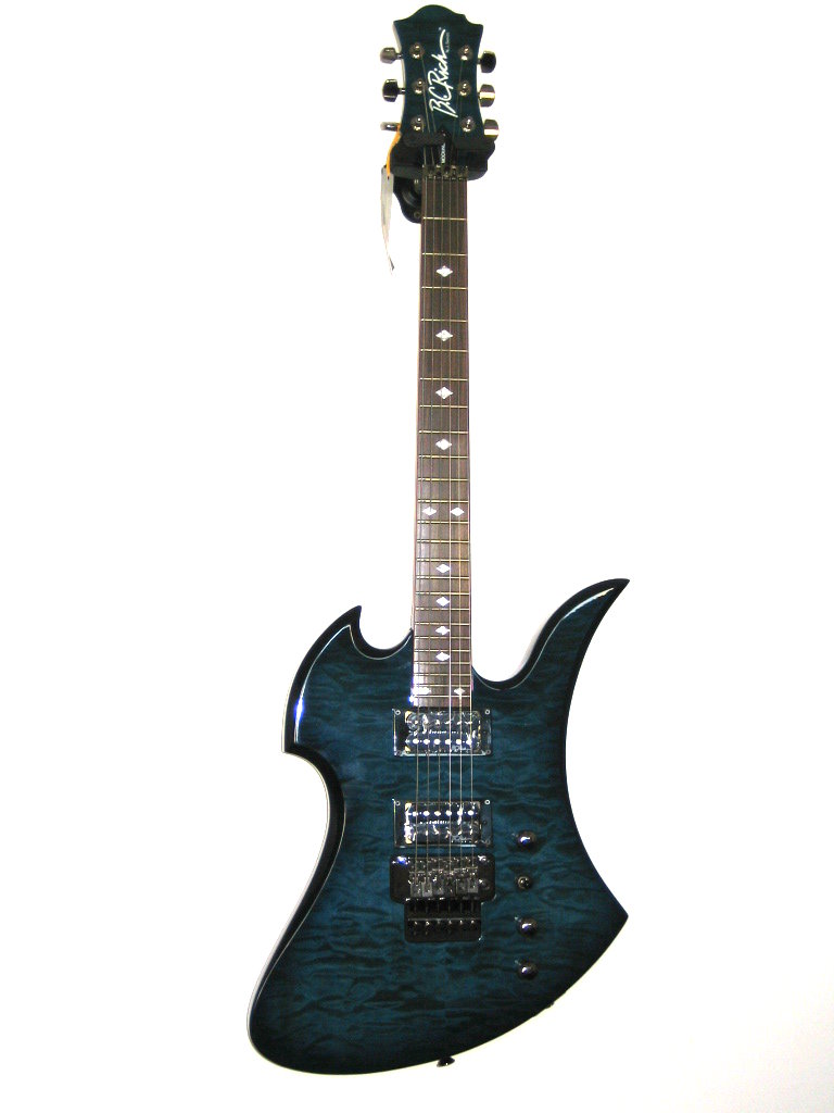 BC RICH MOCKINGBIRD GUITAR NJ SERIES STANDARD F/ROSE - 504 CHITA