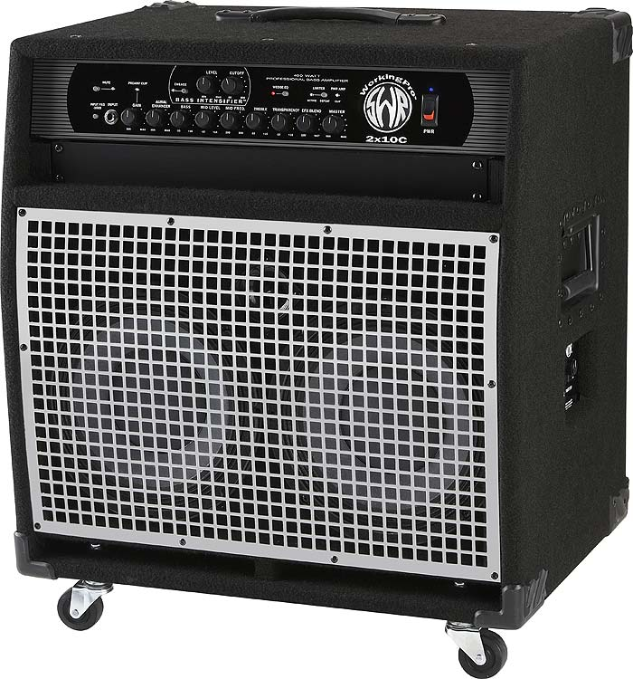 redhead combo amp review Swr