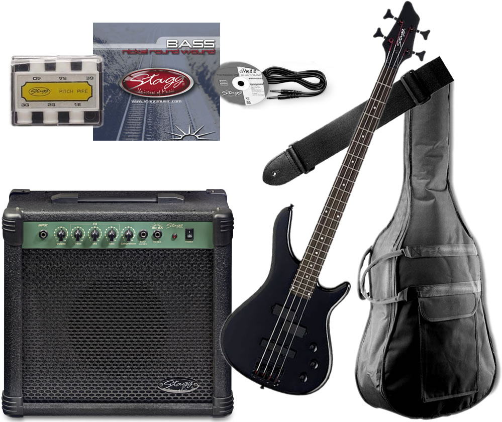 Bass Pack con amplificatore